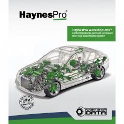 Haynes Workshop Data Professional